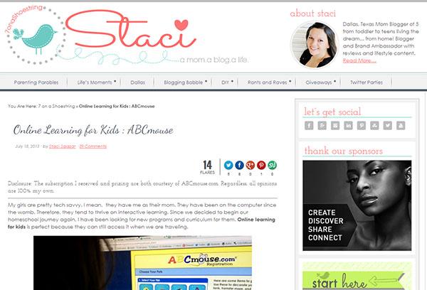 Staci Blog
