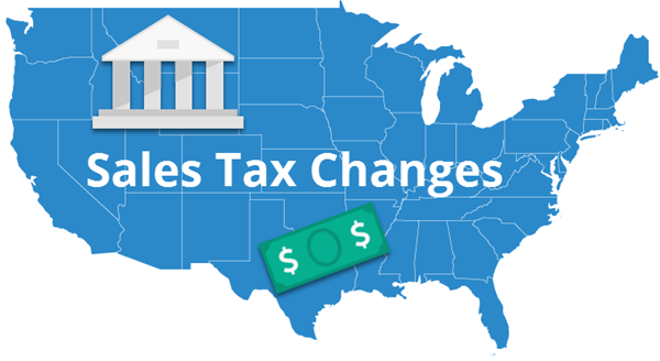 Sales Tax Changes Coming for Merchants